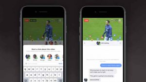 facebook live video social chat